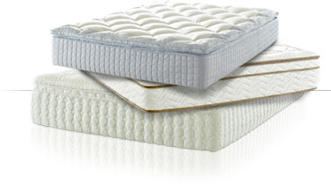 Expandable Cover And Two Contour Pillows Included With Cal-King 1.25 Inch Soft Sleeper 5.5 Visco Elastic Memory... For Sale Online